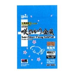 咲ひかり 金魚 稚魚用  緩慢沈下 100g