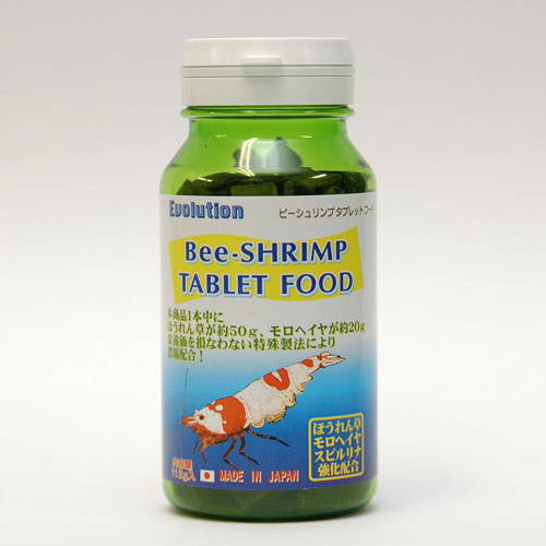Bee-SHRIMP TABLET FOOD L 112g