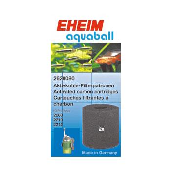 吸水ケース用活性炭スポンジフィルター 2個入り 2628080