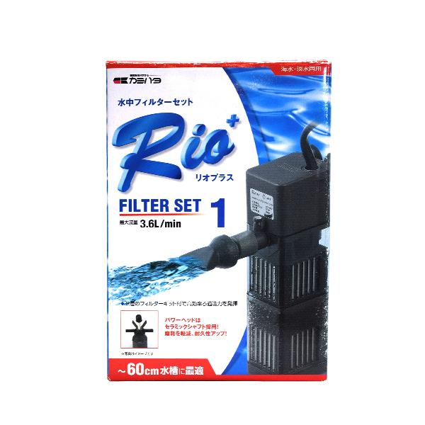 Rioフィルターセット1 60Hz